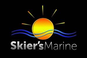skier's marine logo 003